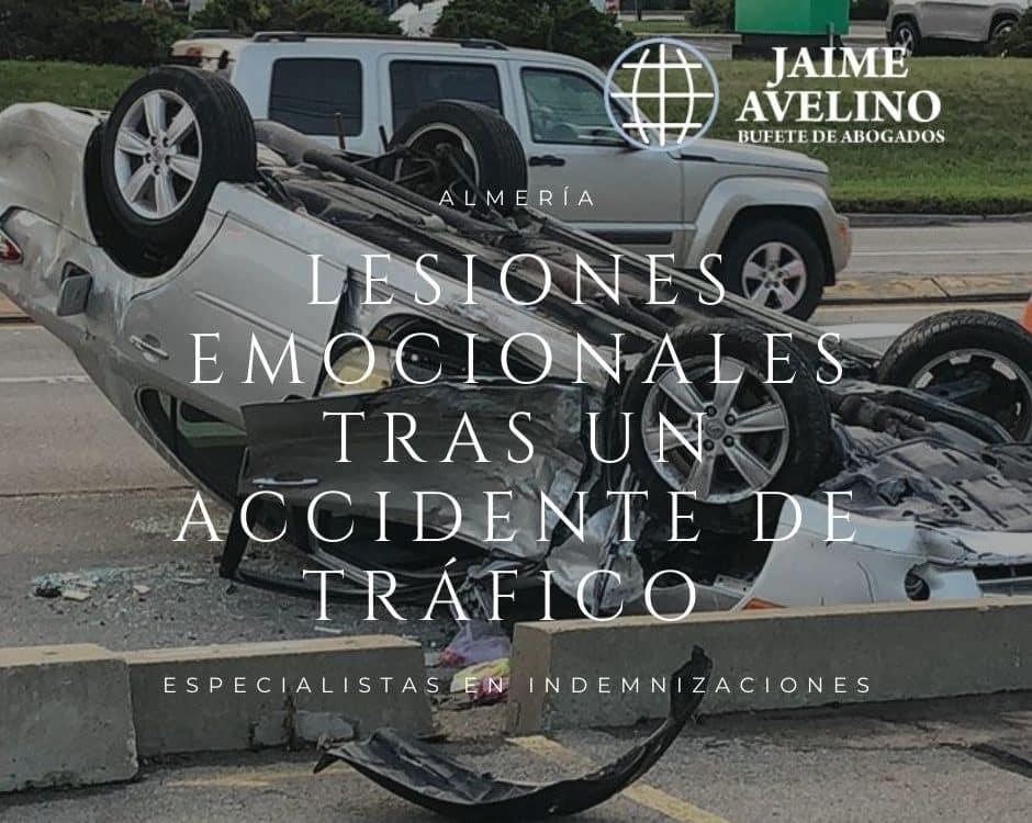 Secuelas emocionales y mentales tras un accidente automovilístico