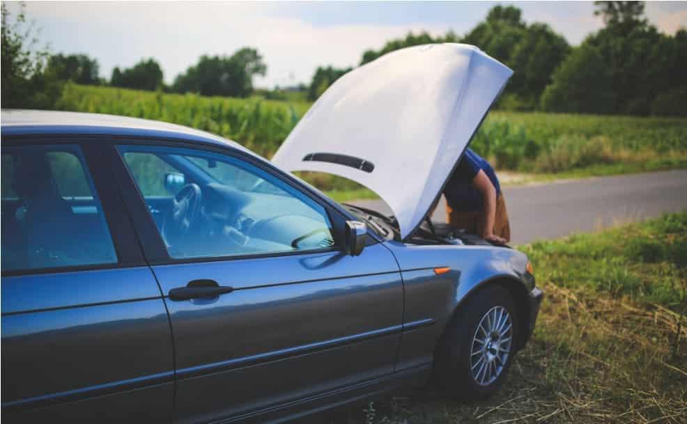 Daños y perjuicios por accidente de tráfico. Reclamación