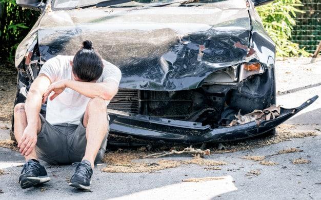 Lesiones graves por accidente de tráfico que pasamos por alto