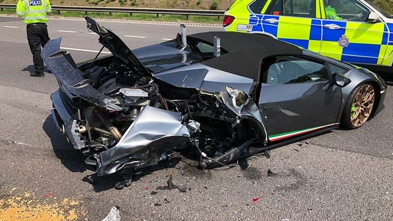 Lesiones más frecuentes después de un accidente automovilístico